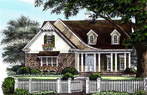 country european house plans cottage country craftsman european house plan 86223