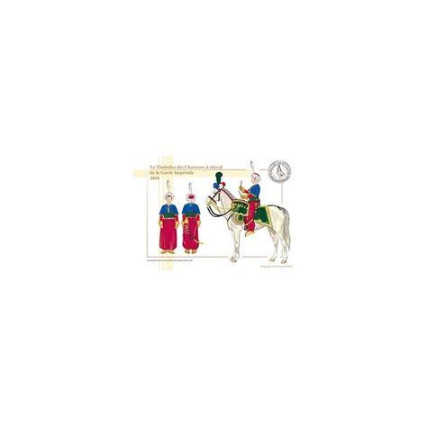 le bureau la garde le timbalier des chasseurs à cheval de la garde impériale