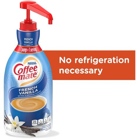 Free shipping for many products! Nestlé® Coffee-mate® Coffee Creamer French Vanilla - 1.5L ...