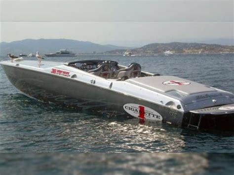 Cigarette 39 Top Gun Unlimited For Sale  Daily Boats