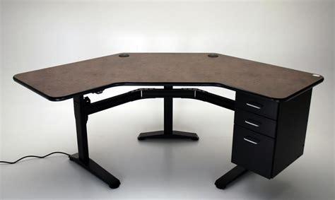 Ergo Corner  Martin & Ziegler. Crank Height Adjustable Desk. Staples Office Furniture Desks. Barn Wood Dining Room Table. Steel Picnic Table. Reclaimed Console Table. Desk For Dorm Room. Table Candles. Sharp 30 Microwave Drawer Specs