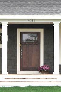 front doors on pinterest cape cod yellow doors and porticos With exterior door designs for home