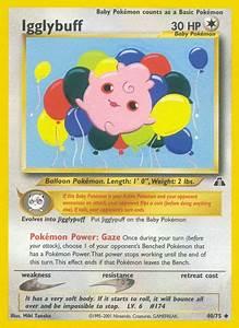 Pokemon Cards Type Chart Igglybuff Encyclopedia Gamia Walkthroughs Games