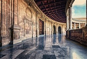 Granada: Alhambra Palace Complex & Albaicín District ...