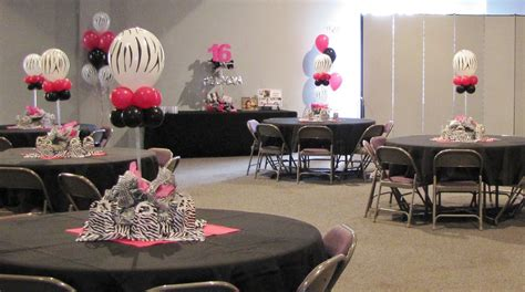 party people event decorating company january