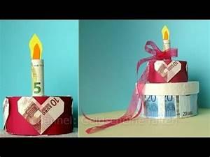 Geldgeschenke Hochzeit Hochzeitstorte Basteln YouTube