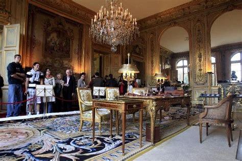 bureau chs elysees palais de l 39 elysée journées du patrimoine 2016 palais