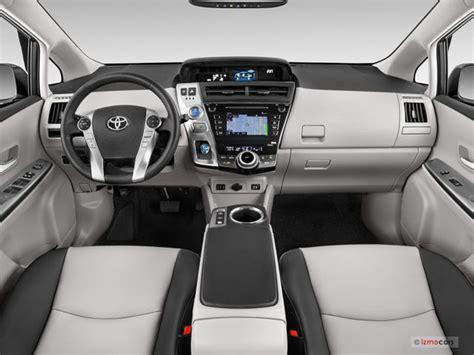 2016 Toyota Prius V Interior