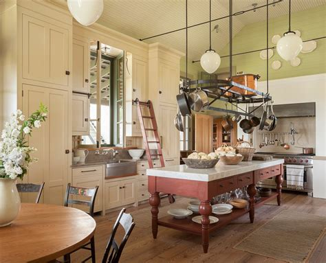 East Texas Ranch  Country  Kitchen  Houston  By Don B