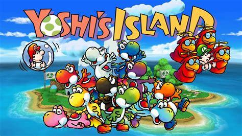 Super Mario World 2 Yoshis Island Snes 15 Youtube