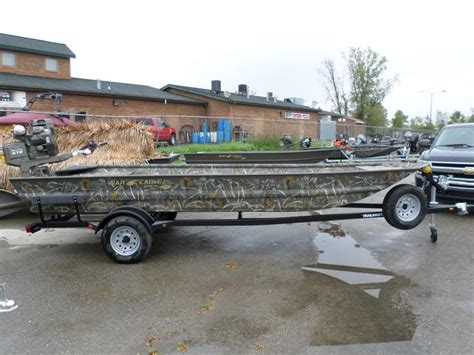 War Eagle Boats In Michigan by War Eagle 848 Ldv Boats For Sale In Michigan