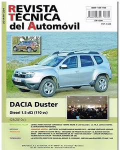 Manual De Taller Dacia Duster Desde 3  2010 Rt234 Diesel 1