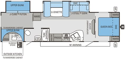 2014 Jay Flight Floorplans Prices Jayco Inc Interiors Inside Ideas Interiors design about Everything [magnanprojects.com]