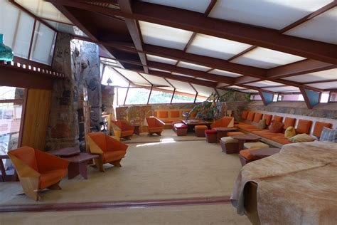 Luxury Frank Lloyd Wright Interiors Inspiration