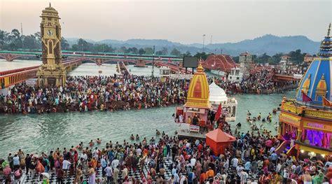 Uttarakhand caps gatherings at 200, exempts Kumbh Mela ...
