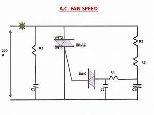 Fan Speed Control Circuit Explanation   U0939 U093f U0928 U094d U0926 U0940