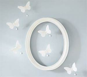 Feather butterfly d?cor pottery barn kids
