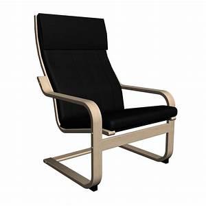 Sessel Von Ikea : po ng sessel in birkenfurnier und alme schwarz einrichten planen in 3d ~ Markanthonyermac.com Haus und Dekorationen