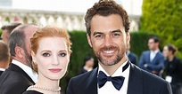 Who Is Jessica Chastain's Husband, Gian Luca Passi de ...