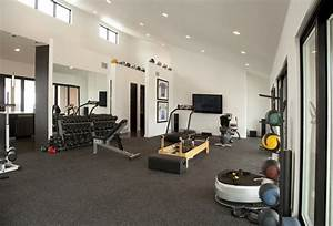 Pool House/work out facility - Modern - Home Gym - other