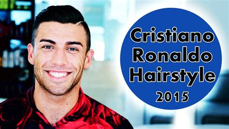 cristiano ronaldo hairstyle  youtube