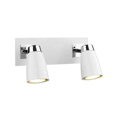 double insulated twin spot light