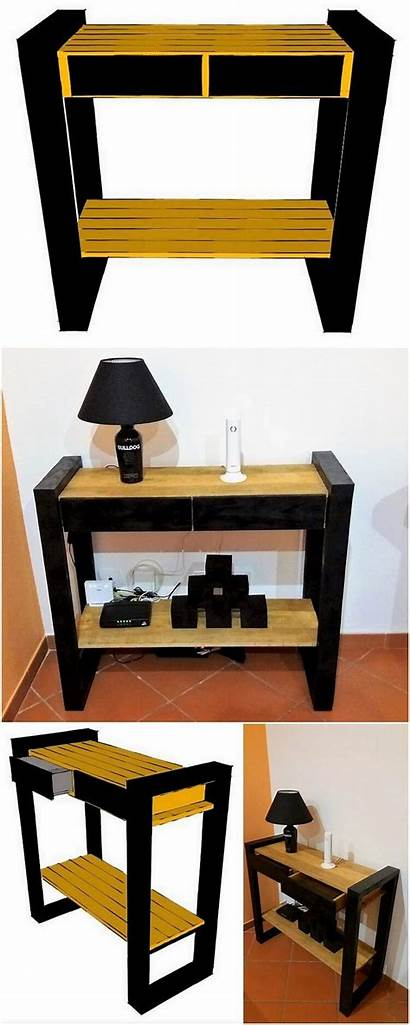 Pallet Table Impossible Diy Wood Projects