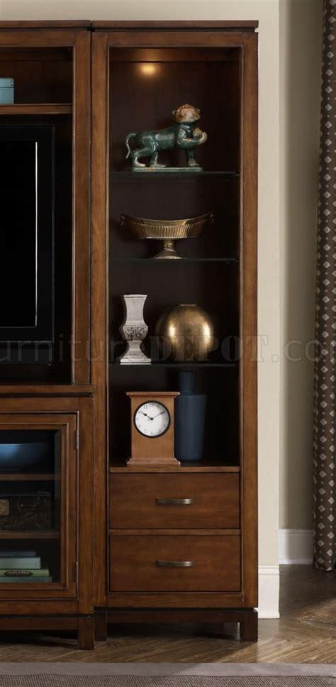 bronze spice finish pc modern stylish entertainment unit