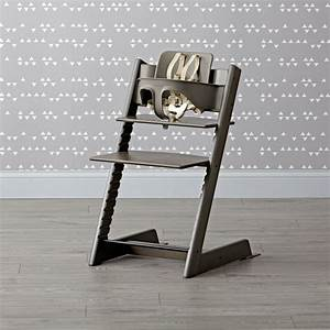 Stokke Tripp Trapp Set : hazy grey stokke tripp trapp chair baby set the land of nod ~ Eleganceandgraceweddings.com Haus und Dekorationen