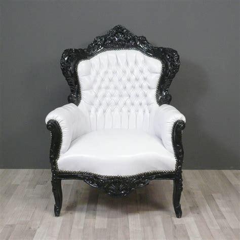 fauteuil baroque d occasion fauteuil baroque pas cher