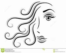 woman-clip-art-abstract-face-woman-clip-art-3033579 jpg  Beautiful Lady Face Clip Art