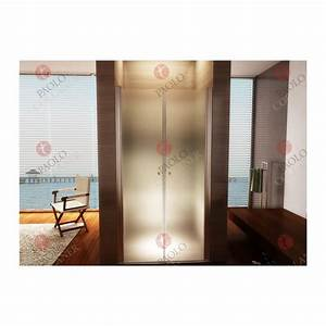 Porte de douche reglable en verre de securite en 195 cm de for Porte douche reglable largeur