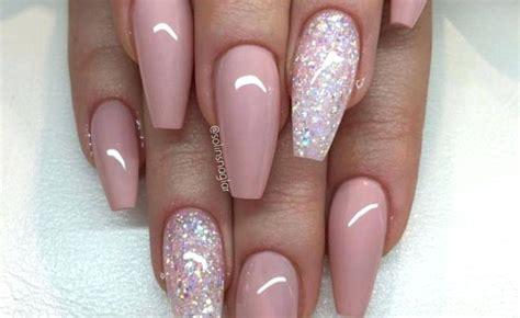 Pink And Gold Acrylic Nails 1 Box Born Pretty Mirror Rose