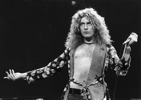 Robert Plant, Nyc, 1975