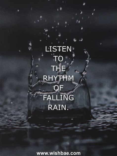 rain quotes  sayings romantic beautiful funny