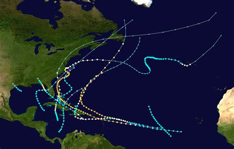 1899 Atlantic Hurricane Season Wikipedia