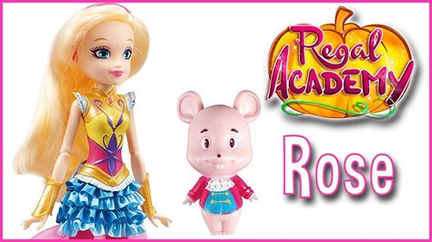 Regal Academy Rose Cinderella Doll Review