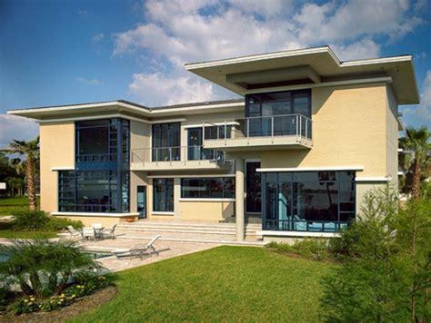 Modern Facade Of Home Design