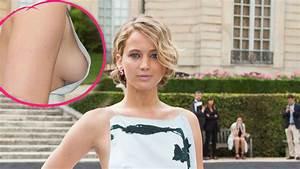 Sideboob Show: Jennifer Lawrence zeigt ihren Busen