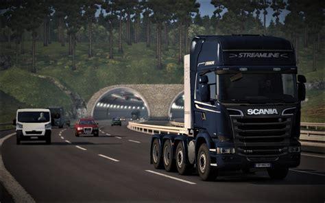 Truck Simulator 2 Wallpaper 4k by Scania Truck Simulator 2 American Truck Simulator