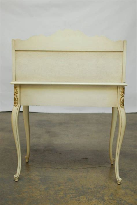 french provincial writing desk french provincial style ladies writing desk at 1stdibs