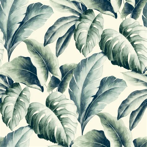 gold green palm leaf wallpaper departments diy  bq