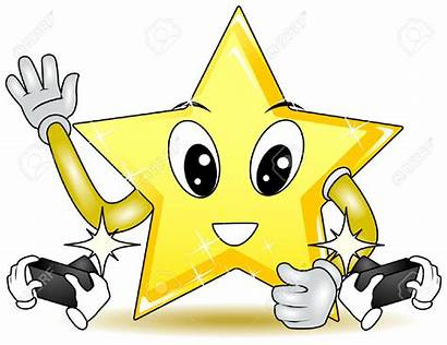 Clipart Famous Star Path Clipground Cliparts Clipping