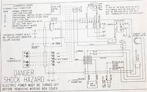 53 Evcon Furnace Manual  Model Dgat056bdd Coleman Evcon Gas Furnace Wiring Diagram