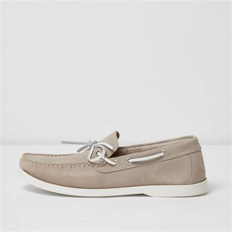 Suede Boat Shoes by Light Grey Suede Boat Shoes Shop Sale