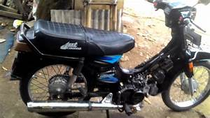 Engine Start Up Suzuki Rc 100 Black Bravo