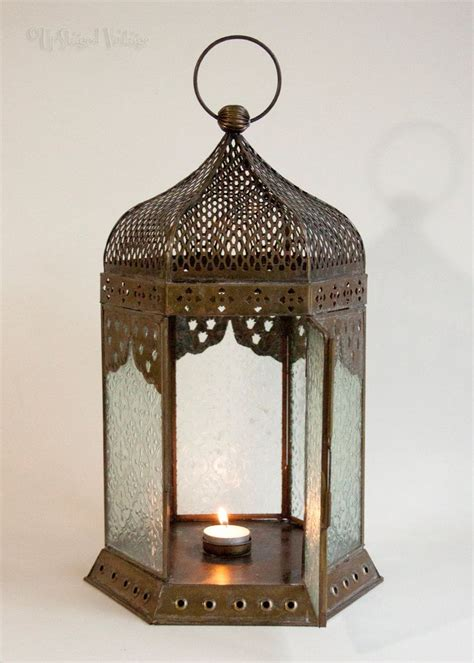 moroccan style hanging lantern tea light candle holder 1000 ideas about hanging tea lights on pinterest mason