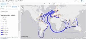 Maps Mania  Minard Flow Maps