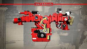 Waterous - Cmu Series Two Stage Fire Pump