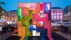 Dutch Design Week : futuristic hotel by mvrdv at dutch design week 2017 eindhoven the netherlands retail design ~ Eleganceandgraceweddings.com Haus und Dekorationen